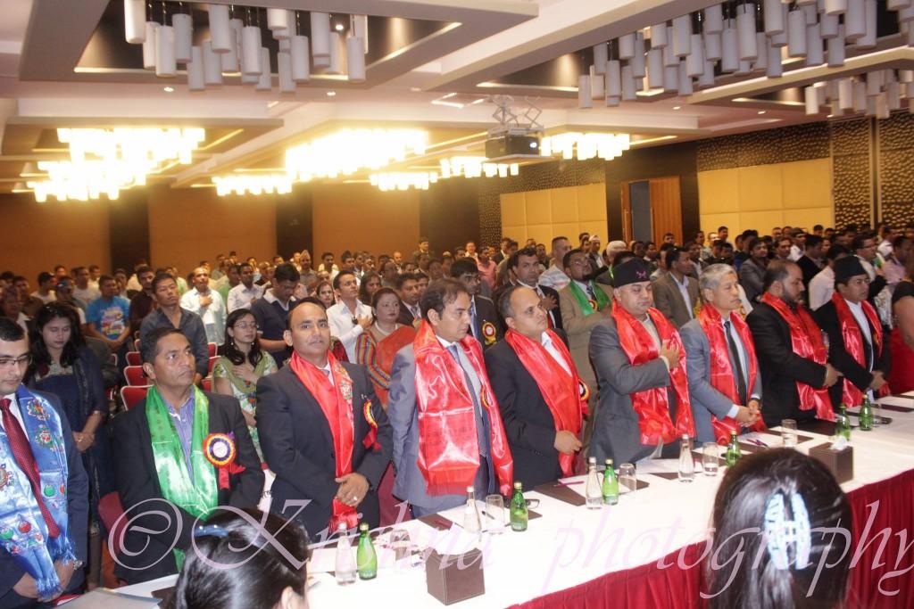 छैटौ राष्ट्रिय महाधिवेशनको एक झलक